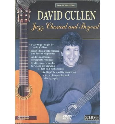 9780757917233: David Cullen : Jazz, Classical and Beyond