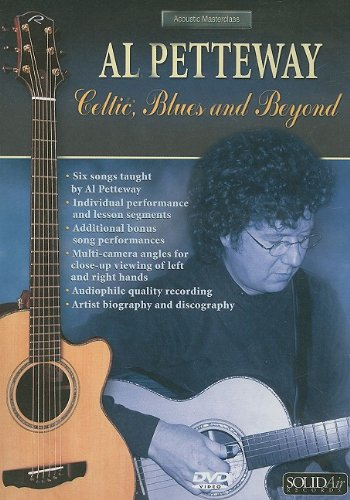 9780757917240: Al Petteway Celtic Blues