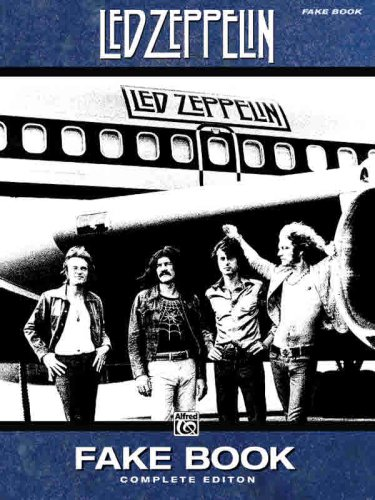 9780757917288: Just Led Zeppelin Real Book Complete Edition: Fake Book Edition (Just Real Books Series)