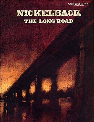 9780757917394: Nickelback -- The Long Road: Authentic Guitar TAB