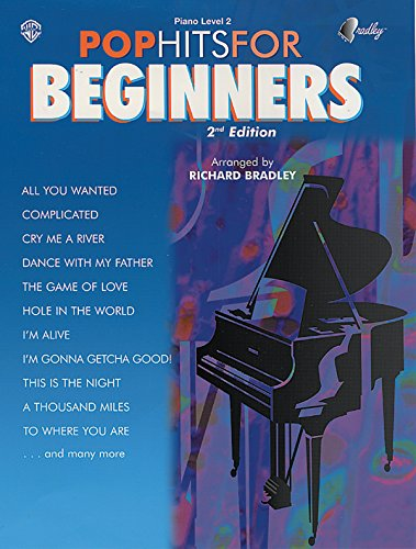 Pop Hits for Beginners (0757917771) by Richard Bradley