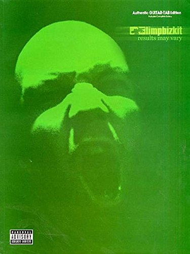 9780757918315: Limp Bizkit -- Results May Vary: Authentic Guitar TAB