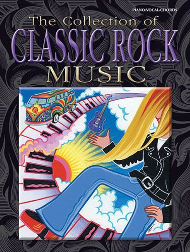9780757918414: The Collection Of Classic Rock Music Piano/Vocal/Chords