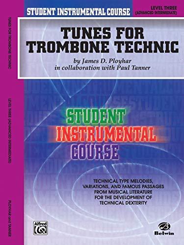 9780757918438: Student Instrumental Course Tunes for Trombone Technic: Level III