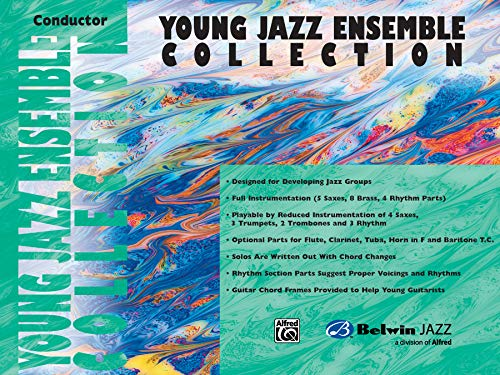 9780757918643: Young Jazz Ensemble Collection: Conductor