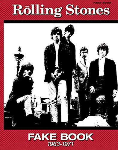 9780757918896: The Rolling Stones Fake Book (1963-1971): Fake Book Edition, Comb Bound Book (Just Real Books Series)