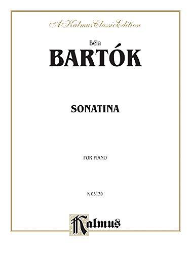 9780757919091: Sonatina (Kalmus Edition)