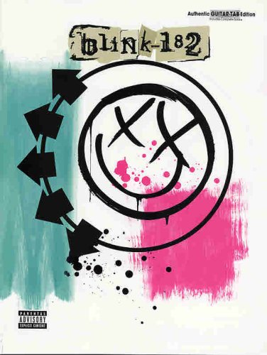 9780757919442: Blink-182: Authentic Guitar TAB