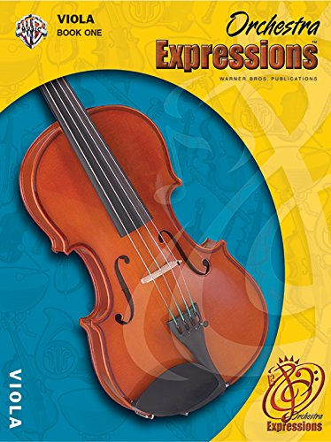 Orchestra Expressions, Viola Edition Book One (Expressions: Brungard, Kathleen DeBerry,