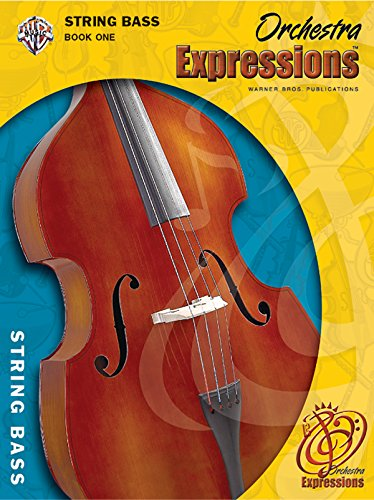 Orchestra Expressions, Book One String Bass Edition: Kathleen DeBerry Brungard;