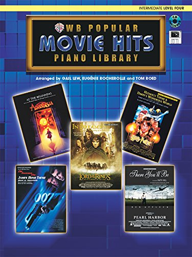 9780757920066: Popular Piano Library Movie Hits: Level 4, Book, CD & General MIDI Disk
