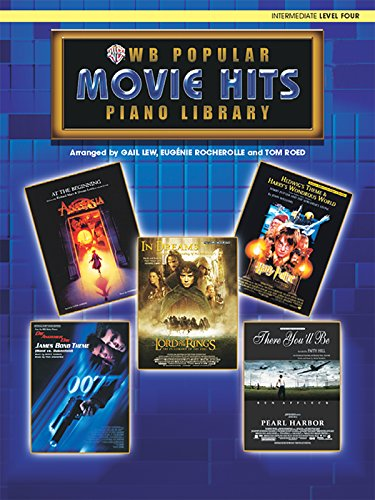 9780757920073: Popular Piano Library Movie Hits: Level 4