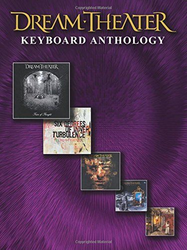 9780757920080: Dream Theater: Keyboard Anthology