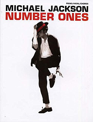 9780757920196: Michael Jackson Number Ones Piano Vocal Chords (Pvg)