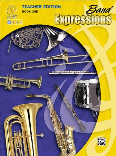 9780757920233: Band Expressions, Book One Teacher Edition: Curriculum Package (Curriculum Package)