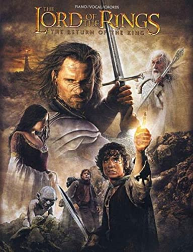 9780757920240: The Lord of the Rings: The Return of the King (Piano/Vocal/Chords)