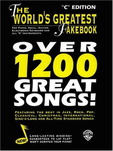 9780757921568: The World's Greatest Fakebook: C Edition