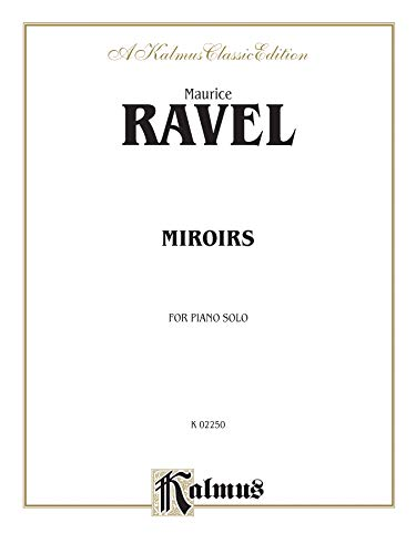 9780757921889: Miroirs: For Piano Solo