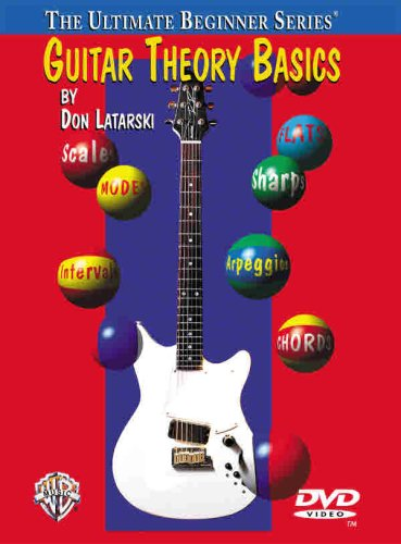 9780757922107: Ultimate Beginner Series Guitar Theory Basics (The Ultimate Beginner Series)
