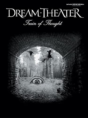 9780757922367: Dream Theater - Train of Thought: TAB