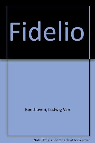 9780757922633: Beethoven's Fidelio: Libretto
