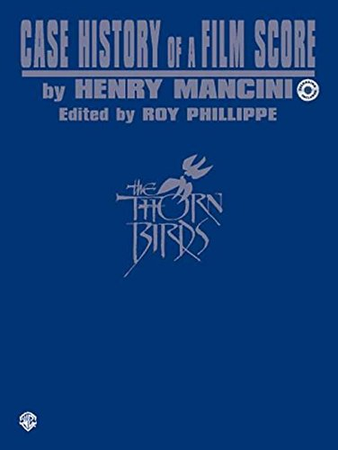 9780757922664: CASE HISTORY OF A FILM SCORE: THE THORN BIRDS