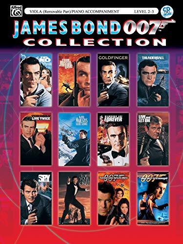 9780757922947: James Bond Collection Viola (James Bond 007 Collection)