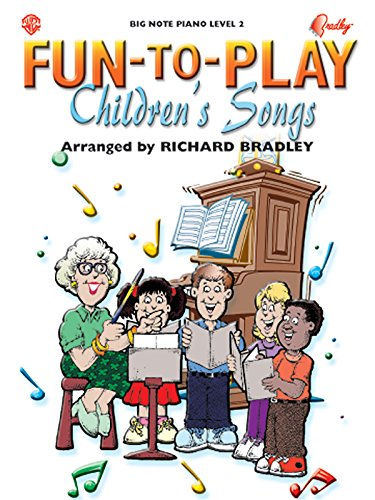 9780757923005: Fun-to-Play Children's Songs