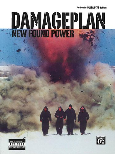 9780757923050: Damageplan -- New Found Power: Authentic Guitar TAB