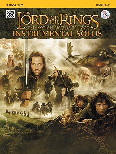 Lord of the Rings Instrumental Solos: Tenor