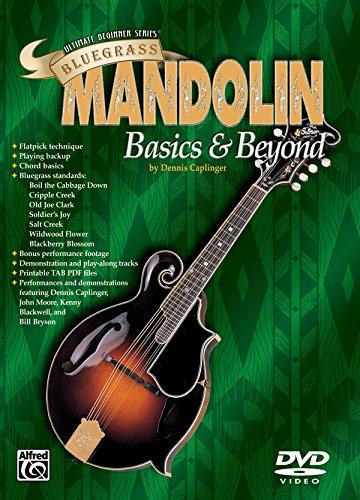 Bluegrass Mandolin Basics and Beyond: Dennis Caplinger