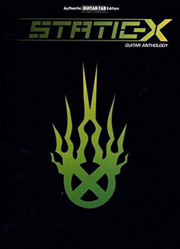 9780757923708: Static-X -- Guitar Anthology: Authentic Guitar TAB (Guitar Anthology Series)