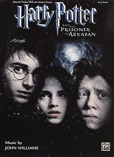 9780757924064: Selected Themes from the Motion Picture Harry Potter and the Prisoner of Azkaban: Easy Piano