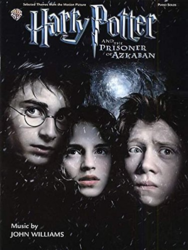 9780757924071: Selected Themes from the Motion Picture Harry Potter and the Prisoner of Azkaban: Original Piano Solos