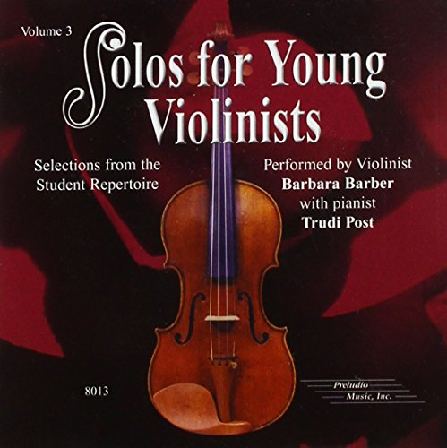 9780757924378: Solos for Young Violinists, Vol 3: Selections from the Student Repertoire