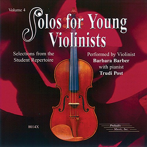 9780757924385: Solos for Young Violinists: Selections from the Student Repertoire: 4