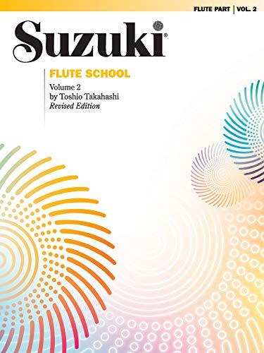 9780757924712: Suzuki Flute School, Vol 2: Flute Part