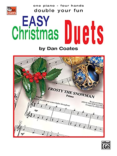 9780757924835: Double Your Fun: Easy Christmas Duets