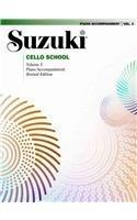 9780757924965: Suzuki Cello School Piano Accompaniments (The Suzuki Method Core Materials)
