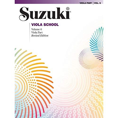 9780757924972: Suzuki Viola School Viola Part: 6 (The Suzuki Method Core Materials)
