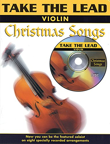 9780757925177: Take the Lead Christmas Songs: Violin (Book & CD)