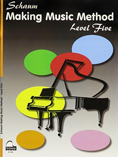 9780757926440: Making Music Method: Level 5 (Schaum Publications Making Music Method)