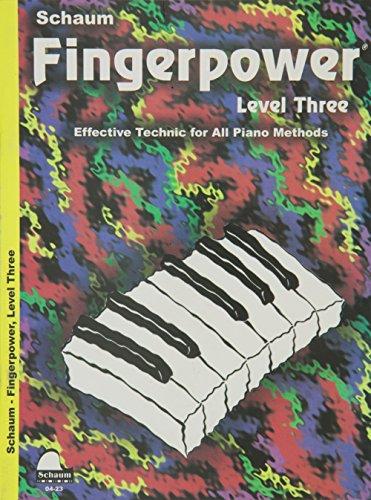 9780757926976: Hal Leonard Fingerpower Book Level 3