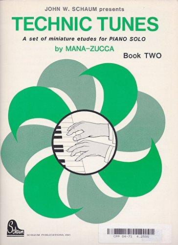 9780757927065: Technic Tunes, Book 2: Level 2 (Schaum Publications Technic Tunes)