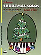 9780757928093: Christmas Solos: Level 3 (Schaum Publications)