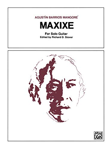 Maxixe: For Solo Guitar