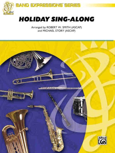 Holiday Sing-Along (Featuring Jingle Bells and Jolly Old St. Nicholas ) (Paperback)