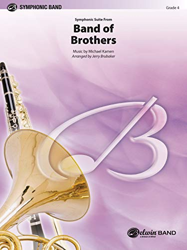 9780757933714: Band of Brothers, Symphonic Suite from (Pop Symphonic Band)