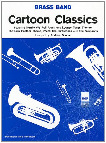 9780757933943: Cartoon Classics: Score & Parts