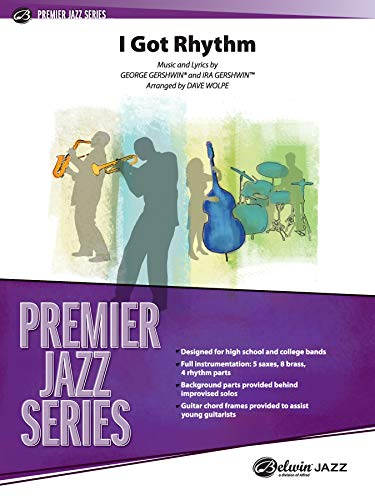9780757934292: I Got Rhythm (Premier Jazz Series)